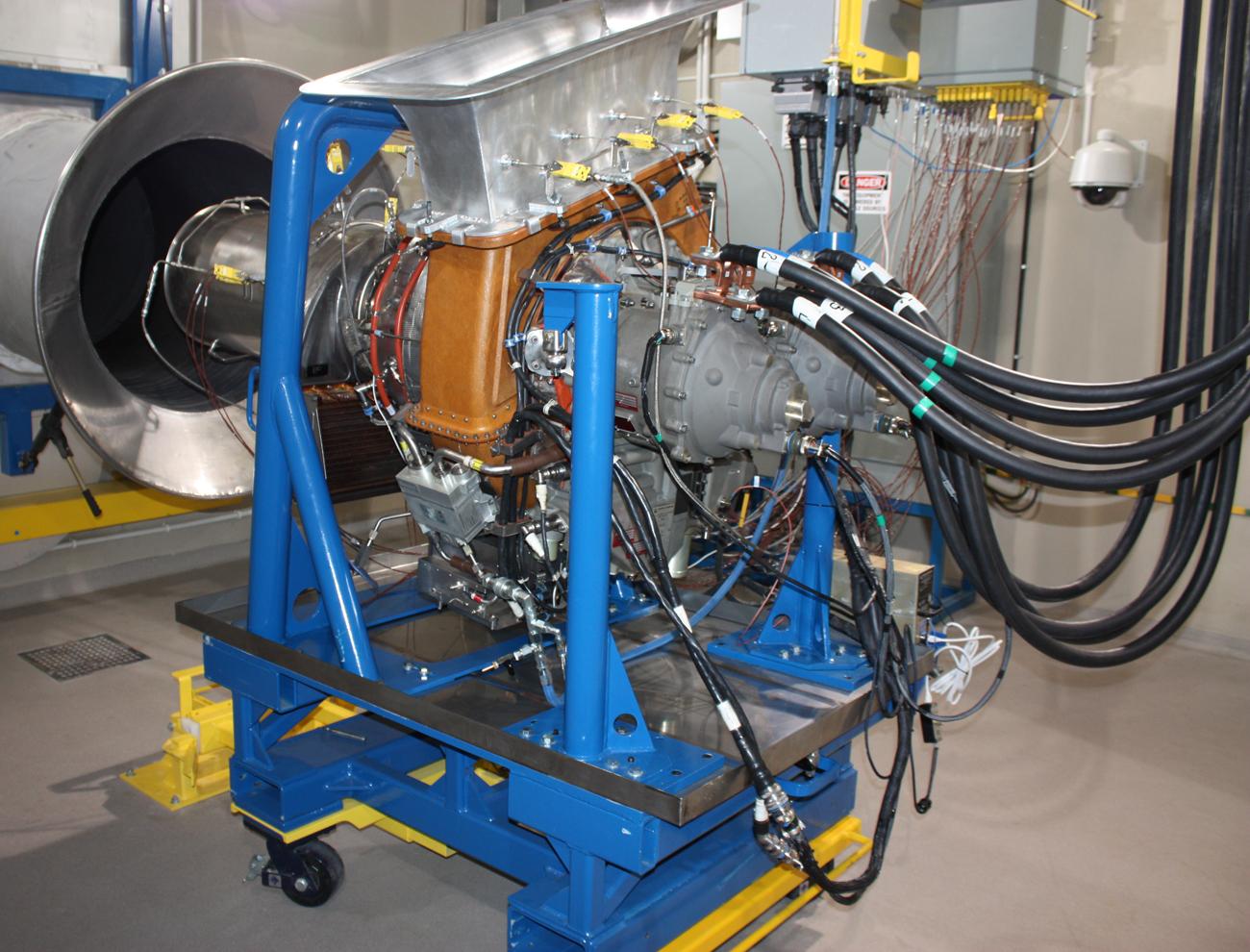 Apu Test Cells Cel Aerospace Aircraft Engine Wiring